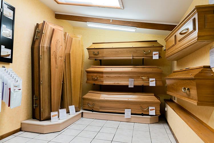 Pompes funèbres Chalumeau à Bonnat - Creuse (23)